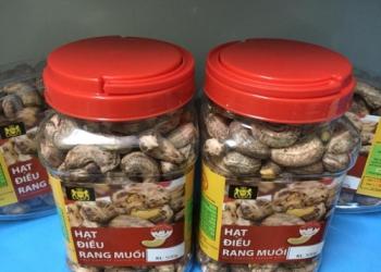 Bạn muốn mua hạt điều rang muối ngon giá rẻ chất lượng loại 1?